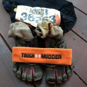 Surviving The Tough Mudder