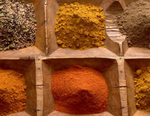 Herbs. Spices. Amazing Health Benefits.